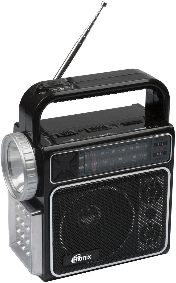 Ritmix RPR-404, Black радиоприемник