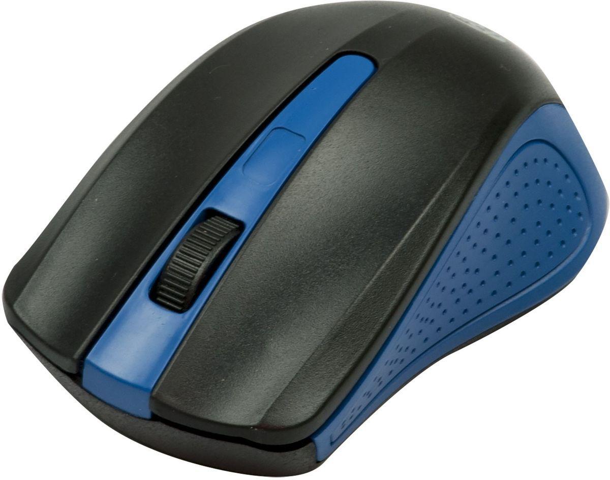 Ritmix RMW-555, Black Blue мышь