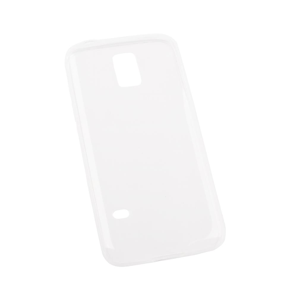 Liberty Project чехол для Samsung Galaxy S5 mini, Clear0L-00002535Чехол Liberty Project для Samsung Galaxy S5 mini надежно защищает ваш смартфон от внешних воздействий, грязи, пыли, брызг. Он также поможет при ударах и падениях, не позволив образоваться на корпусе царапинам и потертостям. Чехол обеспечивает свободный доступ ко всем разъемам и кнопкам устройства.