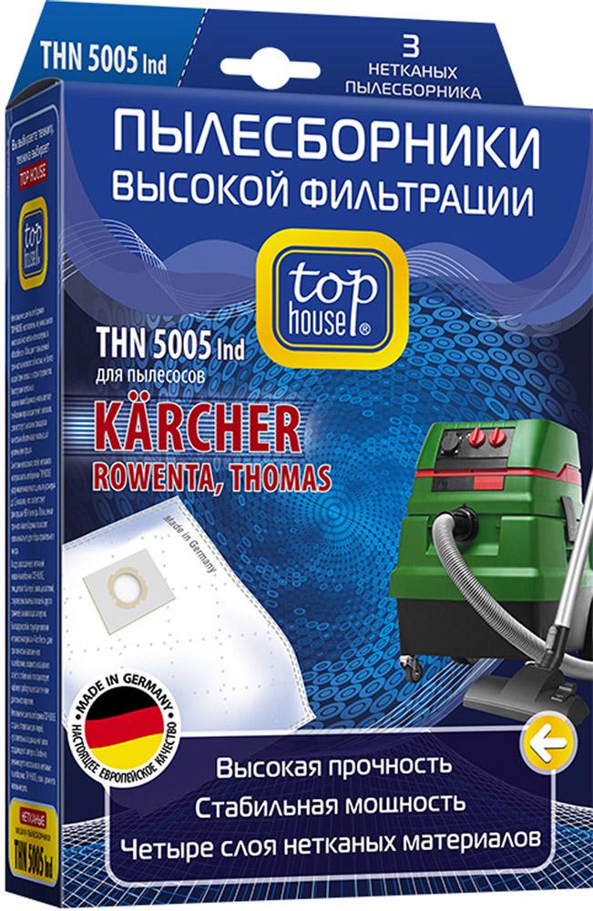 Top House THN 5005 lnd мешки-пылесборники (3 шт.)