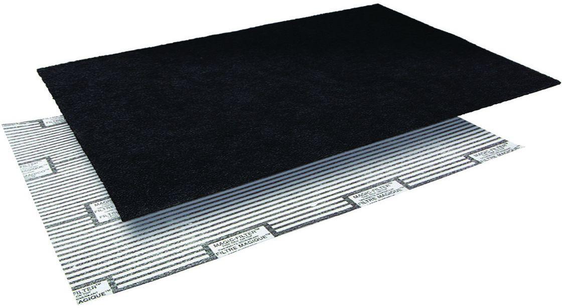 Neolux AF-05 набор фильтров для кухонной вытяжки, 2 штAF-05Универсальный комбинированный фильтр Neolux AF-05 предназначен для снижения количества продуктов неполного сгорания газа в воздухе, предотвращения загрязнения стен и потолка кухни сажей и копотью и очищения воздуха от неприятных запахов. Удаляемые механические и аэрозольные загрязнения улавливаются волокнами аэрозольного фильтра, а угольный фильтр поглощает запахи. Индикатор загрязненности на аэрозольном фильтре изменяет цвет с чёрного на красный, когда требуется произвести замену фильтра. Угольный фильтр рекомендуется менять не реже 1 раза в 6 месяцев. Для вытяжек шириной до 60 см.