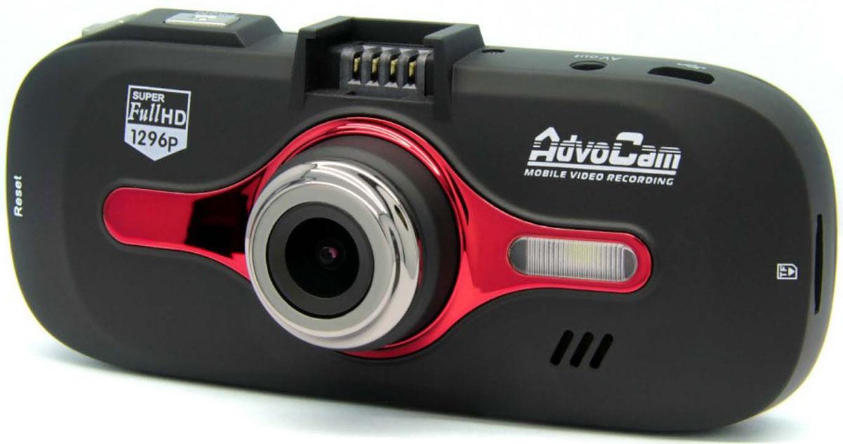 AdvoCam FD8 Red-II видеорегистраторAdvoCam-FD8 Red-IIВидеорегистратор AdvoCam FD8 Red-II имеет сверхвысокое разрешение Super Full-HD 2304х1296 / 30к/сек и дальность четкой записи номеров до 15 метров. Устройство обладает возможностью записи со скоростью 60к/сек (720p) для фиксации быстрых событий и оборудовано высокопроизводительным процессором семейства Ambarella A7. Видеорегистратор обладает возможностью съемки с разрешением 4 мегапикселя, широкоугольным объективом 120° с функцией Dewarp (коррекции оптических искажений) и расширенным диапазоном освещенности WDR (Wide Dynamic Range) с возможностью быстрого включения/выключения. Система информирования о покидании полосы движения LDWS (Lane Departure Warning System) Режим Time Lapse (замедленная запись 1к/с для долгих поездок) Технология One touch - управление главными функциями в одно касание: защита файла от перезаписи, отключение/включение записи звука, включение LED-подсветки, отключение экрана, съемка фото Питание через кронштейн с системой...