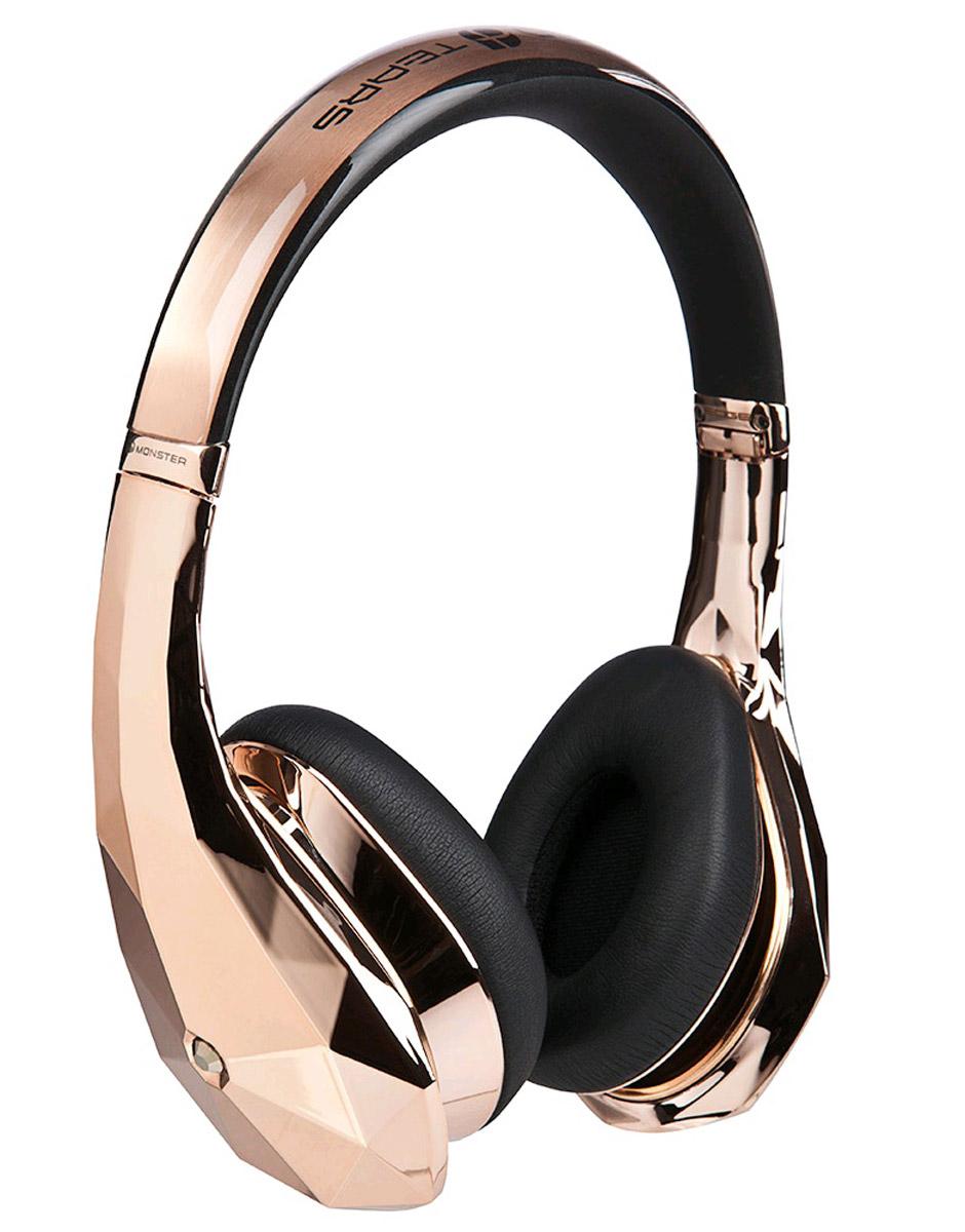Monster DiamondZ, Rose Gold наушники137015-00Наушники Diamondz созданы как объект высокой моды, спроектированы с неограниченной фантазией и с использованием только лучших материалов. Когда вы слушаете Diamondz, Вы слушаете музыку, как не слышали никогда раньше. Для звука высокой четкости нужны особая технология динамиков и качественные материалы. Только таким образом можно получить качество звука, заявленное в наушниках Diamondz. Технология Diamondz не использует схемы усиления или шумоподавления, которые добавляют непредусмотренные композицией частоты и краски звука, поэтому вы слышите музыку во всей ее аутентичности и бескомпромиссности. Громкий, захватывающий бас, волнующие точные средние и сверкающие высокие частоты. Представьте себе самую яркую и убедительную музыкальную систему, которую вы когда-либо слышали. А теперь представьте, что вы используете ее в качестве наушников. Для высокопроизводительных наушников очень важно удобство. Чтобы бас звучал экстремально чисто и интенсивно, плотные пенные амбушюры...