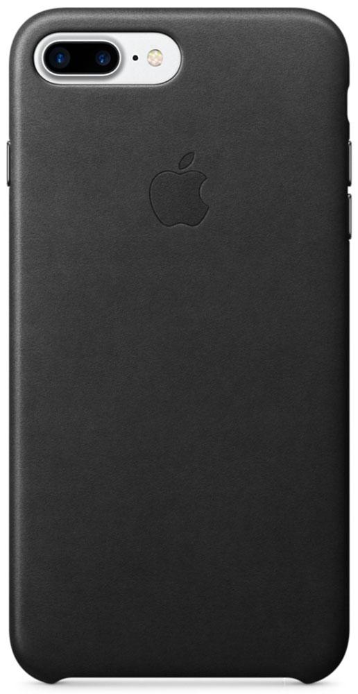 Apple Leather Case чехол для iPhone 7 Plus, BlackMMYJ2ZM/AЧехлы, созданные Apple, точно повторяют контуры iPhone, не делая его громоздким. Apple Leather Case изготовлен из мягкой кожи европейского производства, которая со временем покрывается благородной патиной. Мягкая внутренняя поверхность, выполненная из микроволокна, защищает корпус вашего iPhone. А кнопки из обработанного алюминия идеально подходят по цвету к чехлу.