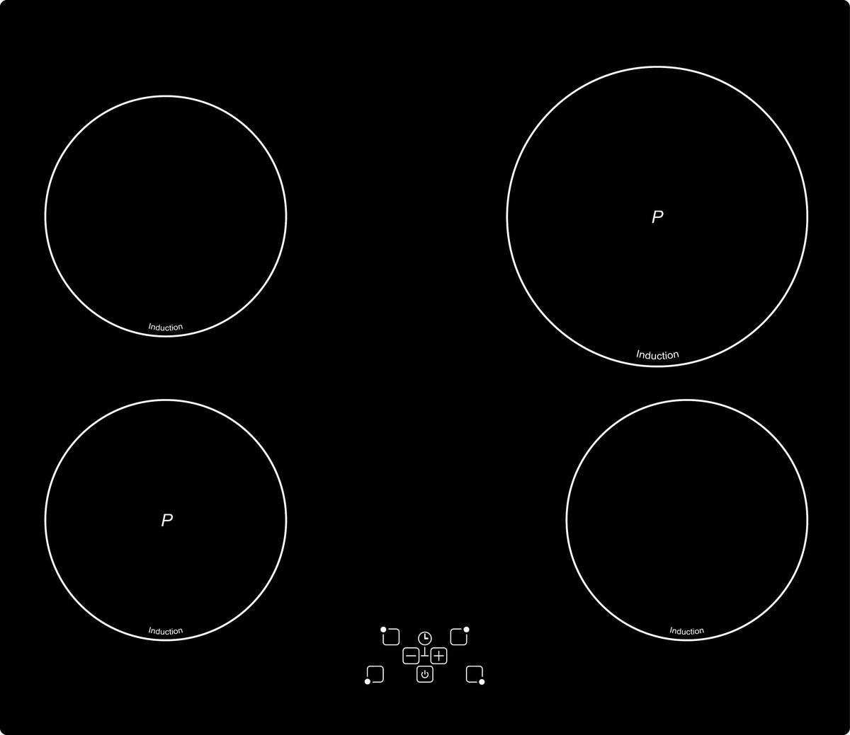 Simfer H60I18B001 панель варочная индукционнаяH60I18B001Индукционная варочная панель Simfer H60I18B001. Скорость и точность для получения еще более восхитительных результатов: Реализуйте свои таланты и воспользуйтесь скоростью и точностью, обычно доступной лишь профессиональным шеф-поварам. Индукционный метод нагрева обеспечивает мгновенную и точную регулировку. Неизменно сверкает чистотой благодаря технологии индукционного нагрева: Благодаря профессиональной технологии индукционного нагрева поверхность этой варочной панели никогда сильно не нагревается. Благодаря этому брызги к ней не прикипают и ее можно очистить, просто протерев ее тряпкой. Мгновенный разогрев до высокой температуры сбережет ваше время: Конфорка, нагревающаяся, только когда на ней оказывается посуда: Благодаря технологии индукционного нагрева конфорки этой варочной поверхности включаются только при помещении на них посуды. Стоит убрать посуду, как они автоматически отключаются. ...