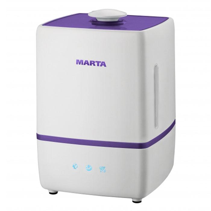 Marta MT-2669, Light Charoite увлажнитель воздуха