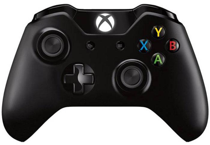 Xbox One Nottingham беспроводной геймпад черный (Black)6CL-00002Беспроводной геймпад Xbox One дает бесподобные ощущения, точность и комфорт. Импульсные триггеры обеспечивают вибрационную обратную связь, так что вы почувствуете малейшую тряску и столкновения с высочайшей точностью. Отзывчивые мини-джойстики и усовершенствованная крестовина повышают точность. Подключите любую совместимую гарнитуру к стандартному 3,5-мм стереогнезду. Геймпад совместим с Xbox One, а также ПК и планшетами с Windows 10. Безупречный геймпад стал еще лучше! Новый беспроводной геймпад Xbox обеспечивает беспрецедентный уровень комфорта и удобства. Он отличается изящной, оптимизированной конструкцией и текстурной поверхностью. Назначайте кнопки по- своему и играйте где угодно, ведь дальность действия увеличилась почти в 2 раза! Подключите к 3,5-мм стереогнезду любую совместимую гарнитуру. А благодаря интерфейсу Bluetooth с этим геймпадом можно играть в любимые игры на ПК и планшетах с Windows 10. Отличительные черты Новый...