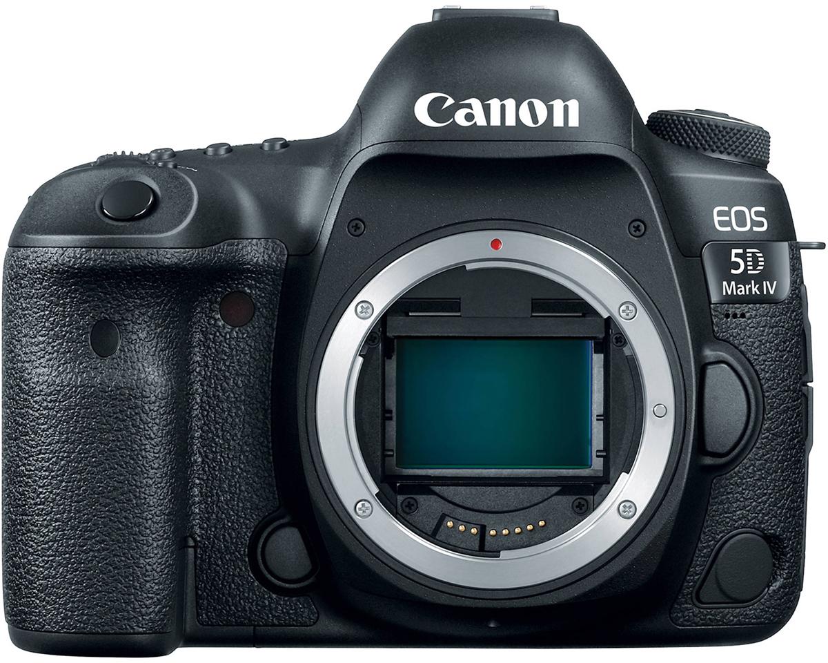 Canon EOS 5D Mark IV Body цифровая зеркальная фотокамера1483C025Canon EOS 5D Mark IV обеспечивает безупречное качество изображения и производительность профессионального уровня независимо от типа съемки. Продуманная конструкция и широкие функциональные возможности камеры EOS 5D Mark IV подойдут для любых условий съемки. С того момента как свет попадает в объектив, EOS 5D Mark IV сохраняет все характеристики, цвета и детали. В очередной раз Canon поражает уровнем детализации изображения, благодаря использованию нового сенсора, обеспечивающего непревзойденную четкость снимков. 30,4-мегапиксельный датчик изображения CMOS позволяет создавать изображения с высоким уровнем детализации и низким уровнем шума даже в ярко освещенных и сильно затененных участках кадра. Благодаря улучшенному разрешению камера передает мельчайшие детали, и вы можете обрезать кадр и создавать идеальные снимки без потери качества изображения. Каждый из 30 миллионов пикселей камеры состоит из двух фотодиодов, которые могут...