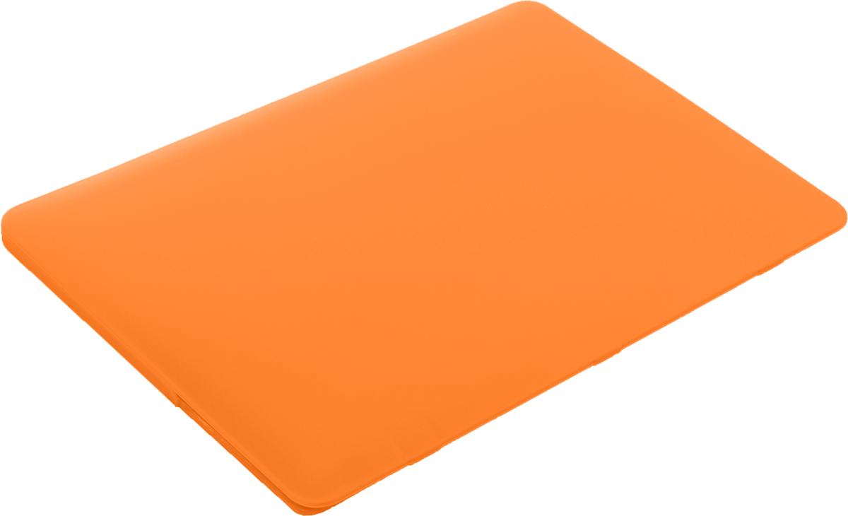 Liberty Project чехол для Apple Macbook Pro Retina 13,3, OrangeR0001277Чехол Liberty Project для Apple Macbook Pro Retina 13,3 - это тонкая и прочная защита вашего устройства от потертостей и царапин, возникающих на корпусе при ежедневной эксплуатации. Чехол обеспечивает свободный доступ ко всем портам и разъемам ноутбука, а также не мешает процессу охлаждения.