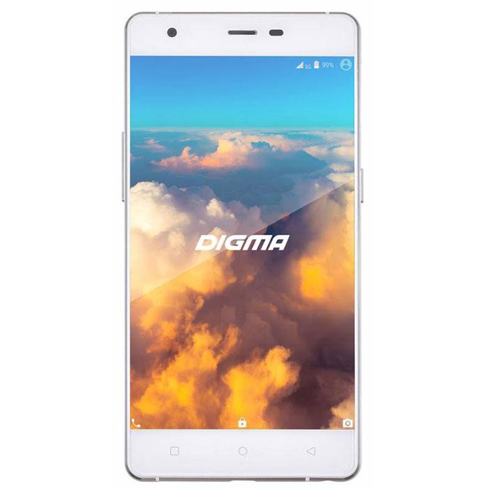 Digma VOX S503 4G, White