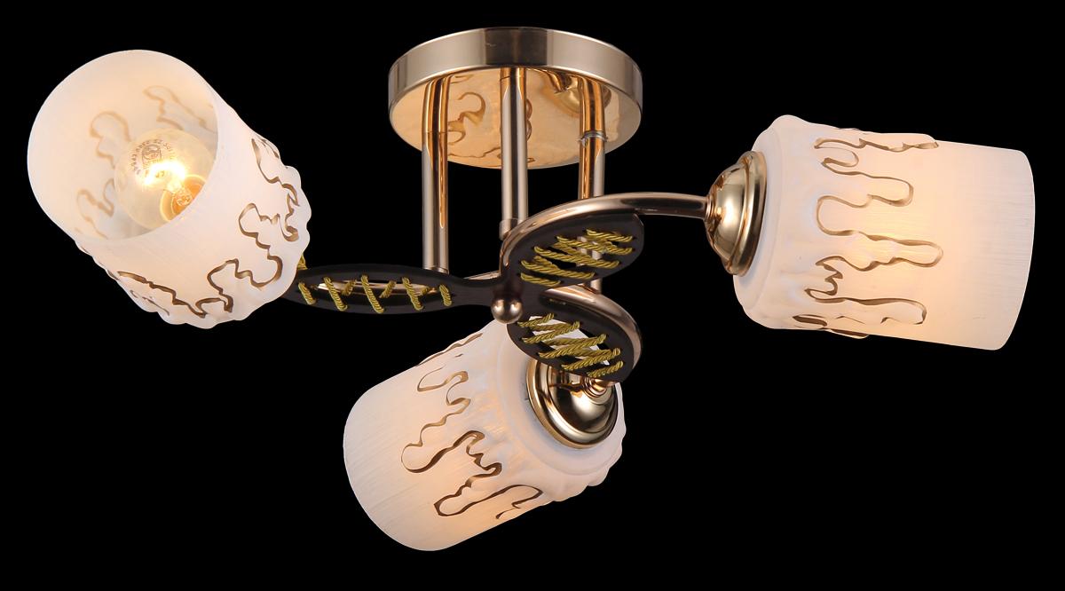 Люстра Natali Kovaltseva, 3 x E27, 40W. 11461/3C11461/3C FRENCHВ коллекциях NATALI KOVALTSEVA представлены разные стили – от классики до хайтека. Дизайн и технологическая составляющая продукции разрабатывается в R&D центре компании, который находится в г. Дюссельдорф, Германия. При производстве нашей продукции используются высококачественные и эксклюзивные материалы: хрусталь ASFOR, муранское стекло, перламутр, 24-каратное золото, бронза. Производство светильников соответствует стандарту системы менеджмента качества ISO 9001-2000. На всю продукцию ТМ Natali Kovaltseva распространяется гарантия.