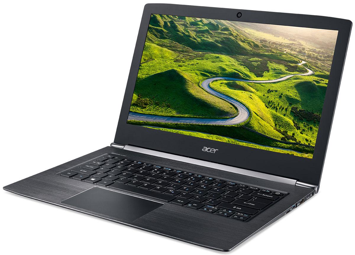Acer Aspire S5-371-59PM, BlackS5-371-59PMТонкий корпус и нанопечатный узор придают ноутбуку Acer Aspire S5-371-59PM элегантный вид. Впечатляющая автономность, высокоскоростной порт USB Type-C и технология MU-MIMO с конфигурацией 2x2 выводят работу на ноутбуке на новый уровень. Толщина Aspire S5 составляет всего 14,6 мм, что делает его самым тонким среди ноутбуков с диагональю 13 дюймов в своем классе. Сверкающие грани и металлическое обрамление придают ноутбуку стильный вид, притягивающий взгляды. Нанопечатная литография с затейливыми узорами — это экологически чистый способ украсить экстерьер ноутбука. 11 часов автономной работы позволяет пользоваться Aspire S5 целый день, забыв о поисках розетки. Порт USB 3.1 Type-C поддерживает сверхбыструю передачу данных, а через порт USB 3.0 вы сможете заряжать свои устройства, например телефон, когда ноутбук выключен. Оцените 3-кратное увеличение скорости беспроводного подключения благодаря технологии MU-MIMO с конфигурацией 2x2. ...