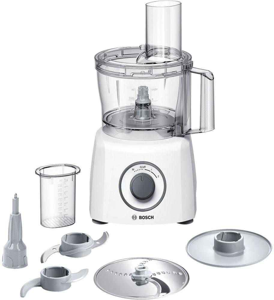 Bosch MCM3100W кухонный комбайн