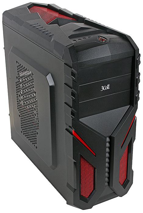 3Cott Shogun компьютерный корпус (3C-ATX136G)3C-ATX136GКорпус 3Cott Shogun – ATX корпус, рассчитанный на использование в игровых компьютерных системах. Дизайн корпуса выполнен в японском стиле. Оснащен блоком питания мощностью 700 Вт со встроенной защитой от сбоев напряжения, расположенным внизу системы. Многофункциональный HDD / SSD лоток из ударопрочного пластика, возможность установки дополнительных вентиляторов охлаждения делает 3Cott Shogun практичным решением с оптимальным соотношением цена/ качество.