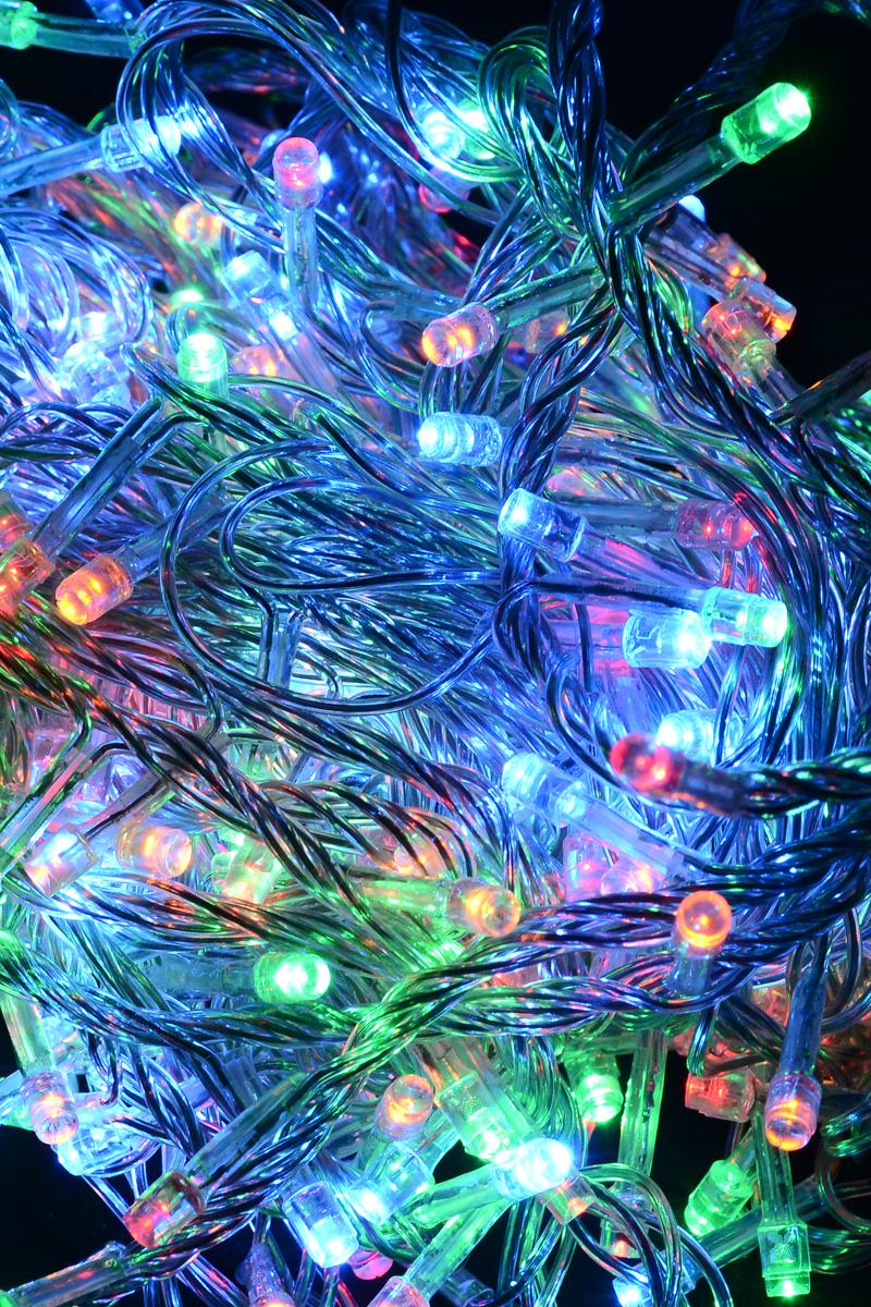 Гирлянда электрическая Winter Wings, с контроллером, 320 ламп, длина 15 мN11266Новогодняя электрическая гирлянда «Winter Wings» предназначена для украшения интерьеров. Изделие состоит из 320 разноцветных светодиодов. В гирлянде использованы незаменяемые лампы повышенного срока службы. Если одна лампа выходит из строя, остальные будут гореть. Оригинальный дизайн и красочное исполнение создадут праздничное настроение. Откройте для себя удивительный мир сказок и грез. Почувствуйте волшебные минуты ожидания праздника, создайте новогоднее настроение вашим дорогим и близким. Напряжение: 220 В Частота: 50 Гц Мощность: 64 Вт Цвет кабеля: прозрачный. Общая длина: 15 м Длина провода до вилки: 3 м Количество ламп: 320 шт. Количество режимов мигания: 8