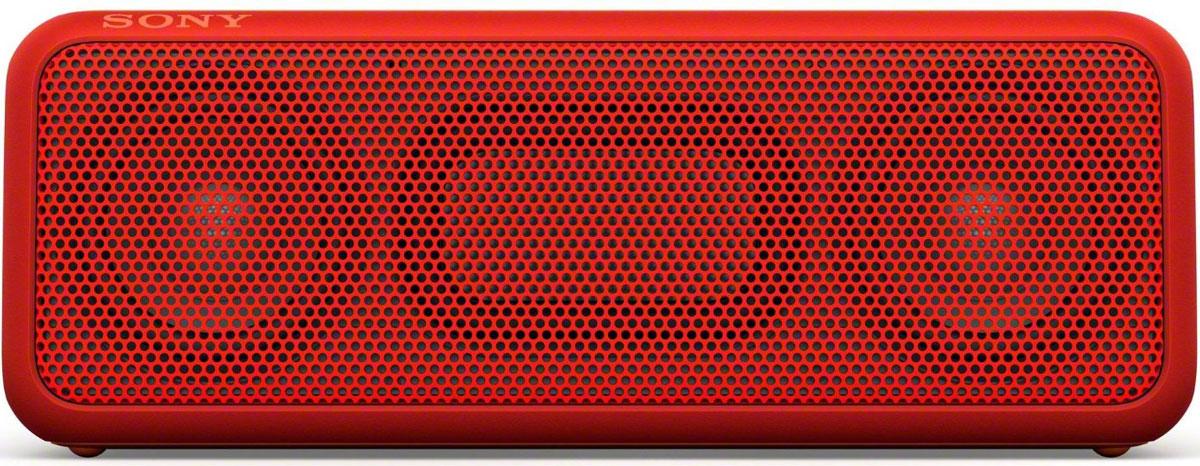 Sony SRS-XB3, Red портативная акустическая система