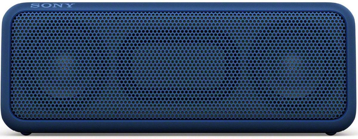 Sony SRS-XB3, Blue портативная акустическая система