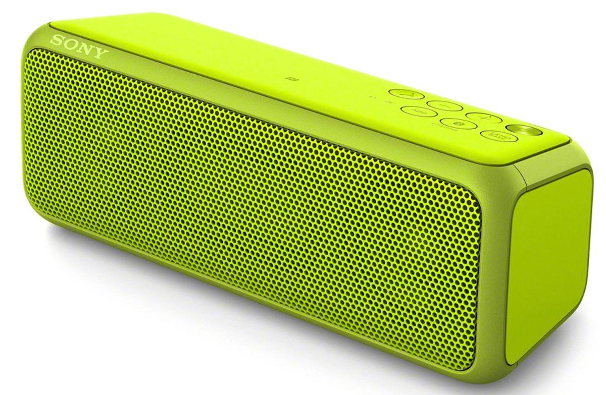 Sony SRS-XB3, Lime портативная акустическая система