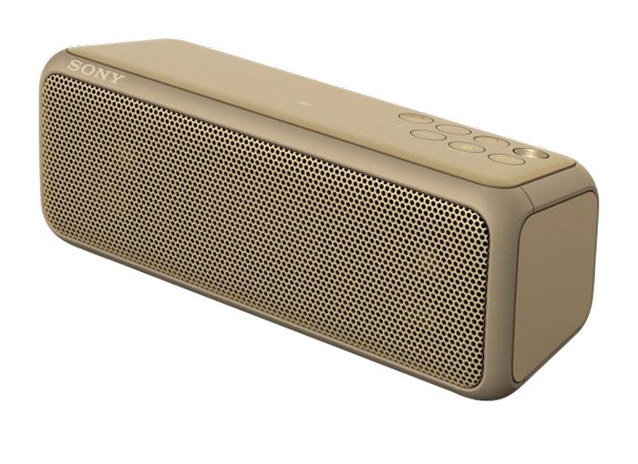 Sony SRS-XB3, Taupe портативная акустическая система