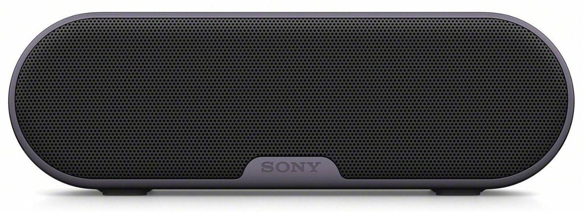 Sony SRS-XB2, Black портативная акустическая система