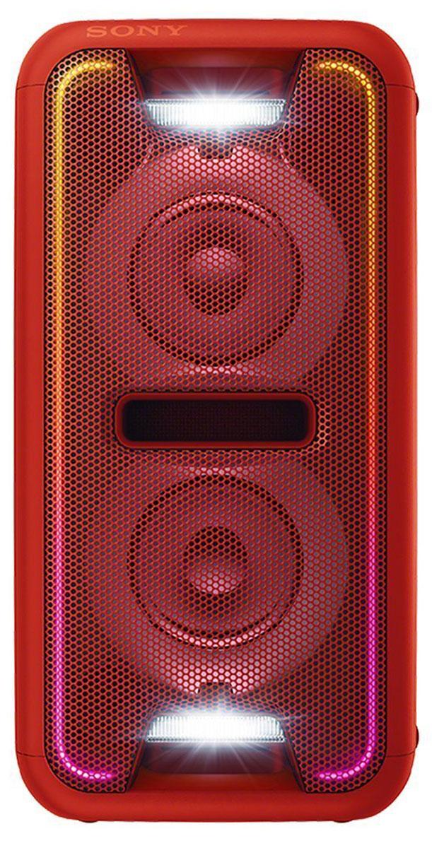 Sony GTK-XB7, Red акустическая системаGTKXB7R.RU1Создайте яркое ощущение праздника для любой вечеринки благодаря мощной моноблочной аудиосистеме Sony GTK-XB7. Функция Extra Bass и яркая подсветка помогут создать клубную атмосферу у вас дома. Активируйте режим с помощью кнопки Extra Bass, чтобы добавить мощности музыке. Этот режим усиливает звучание низких частот и обеспечивает мощный глубокий бас. Просто нажмите на кнопку, чтобы активировать режим, и приготовьтесь к оглушительному насыщенному звучанию басов. Создайте атмосферу клуба с помощью светодиодной подсветки динамика. Динамики со светодиодной подсветкой поддерживают различные многоцветные световые эффекты: от чисто белого до радужного. Синхронизируясь с музыкальным ритмом, сила и частота мерцания подсветки всегда максимально точно передают музыкальное настроение и клубную атмосферу. Удобная двухпозиционная конструкция обеспечивает великолепный звук вне зависимости от особенностей расположения акустической системы. Поставьте...
