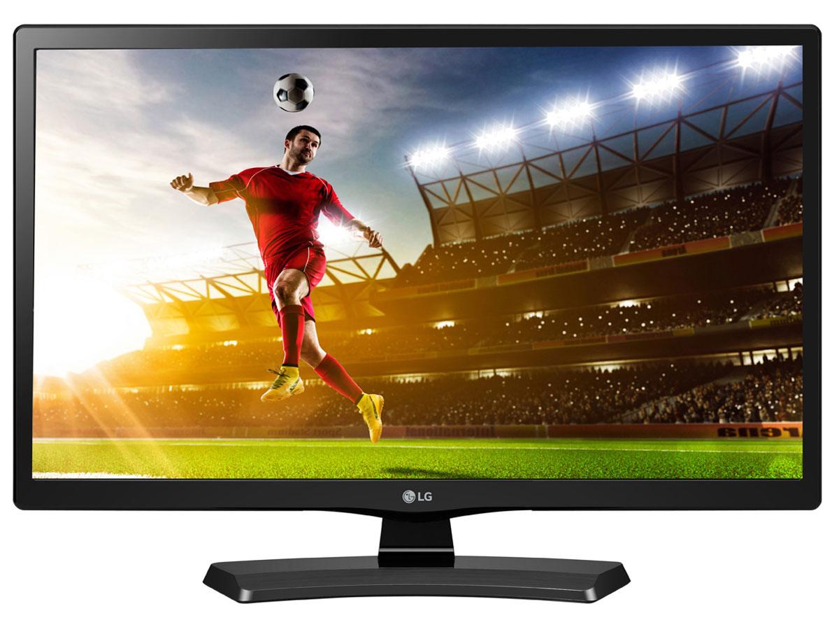 LG 20MT48VF-PZ телевизор20MT48VF-PZБлагодаря игровым режимам телевизора LG 20MT48VF-PZ вы сможете создать профессиональную игровую среду. Например, функция стабилизации черного цвета (Black Stabilizer) помогает обнаруживать врагов в самых темных участках, а функция динамической синхронизации действий (Dynamic Action Sync) предотвращает задержки входного сигнала в динамичных играх. При просмотре фильмов в режиме Кино вы увидите все важные моменты даже в темных сценах. Функция USB AutoRun повышает удобство: контент воспроизводится, как только вы включаете телевизор, подключив к нему USB- накопитель. Телевизор LG 20MT48VF-PZ можно закрепить на стене для оптимизации пространства. Индекс плавности передачи движения: 300 PMI Угол обзора: 178° / 178° Формат экрана: 16:9 Поверхность экрана : глянцевая, с антибликовым покрытием