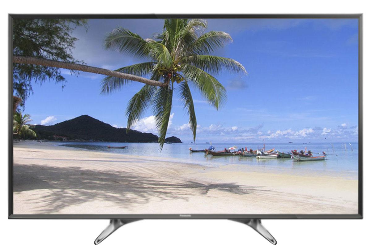 Panasonic TX-49DXR600 телевизорTX-49DXR600Этот супер-смарт телевизор Panasonic TX-49DXR600 сочетает в себе качество картинки 4К и интуитивно понятный интерфейс, разработанный на базе ОС Firefox. Разрешение 3840x2160 на 4К Ultra HD-телевизорах обеспечивает настолько детализированное и чистое изображение, что вам покажется, будто вы смотрите в окно, а не в экран телевизора. Панели с высокой яркостью и широким цветовым охватом и мощный четырехъядерный процессор Quad Core Pro гарантируют, что от вашего взгляда не скроется ни одна деталь изображения в формате 4К. Новая домашняя страница на платформе ОС Firefox упрощает доступ к необходимым материалам и имеет интуитивно понятное управление. Для анализа и обработки умных фикций Beyond Smart используется четырехъядерный процессор. Изготовленный на основе самых передовых технологий телевизионной индустрии, он быстро и одновременно выполняет несколько процессов, обеспечивая значительное превосходство в производительности. Кроме того, он обеспечивает...