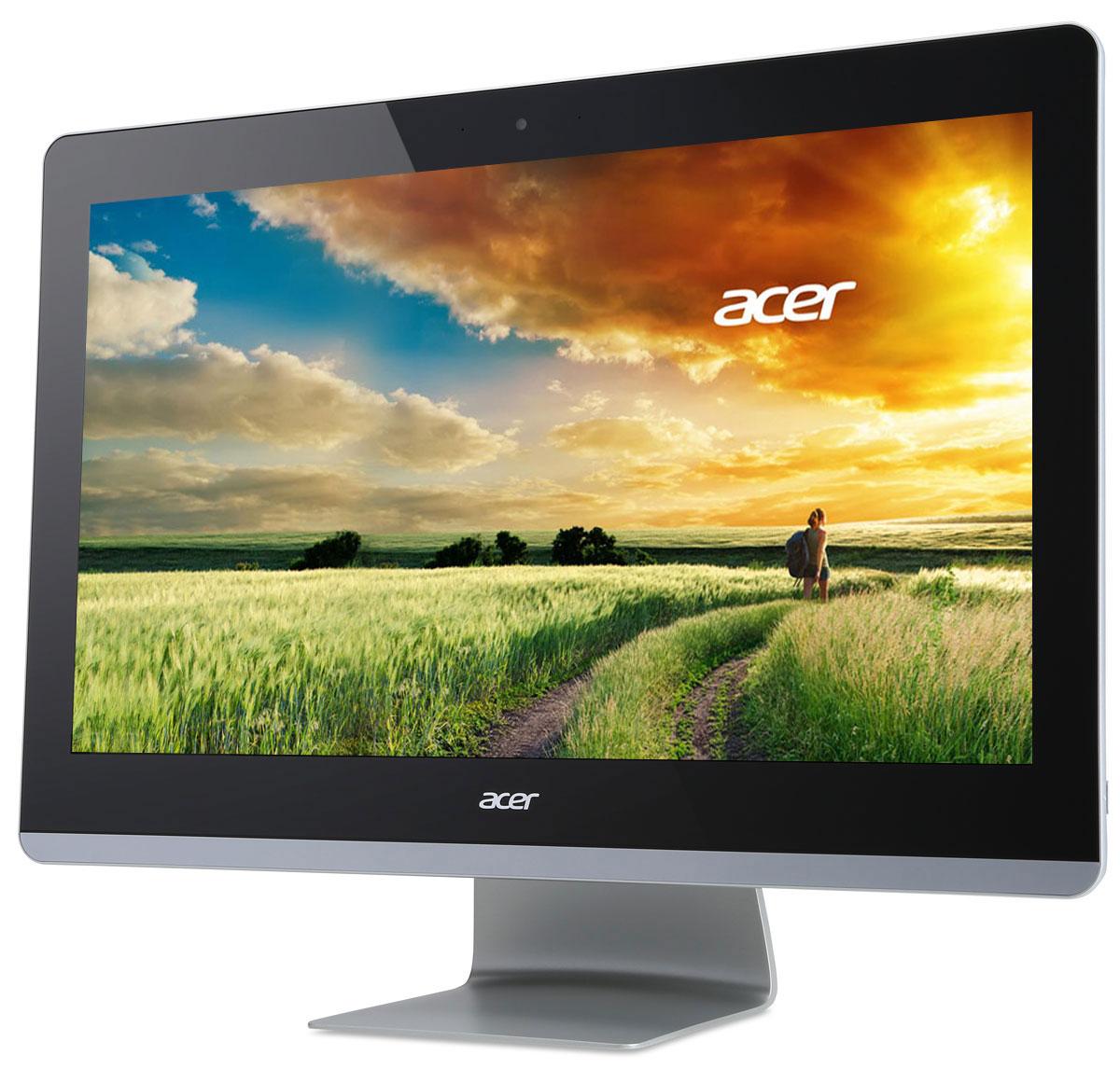 Acer Aspire Z3-705, Black моноблок (DQ.B3RER.001)