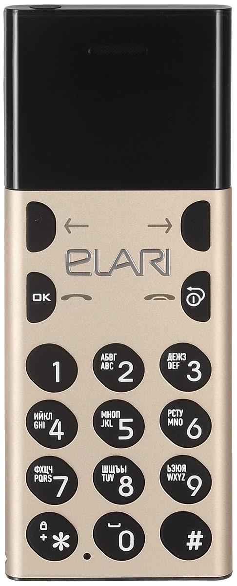 Elari NanoPhone, Gold