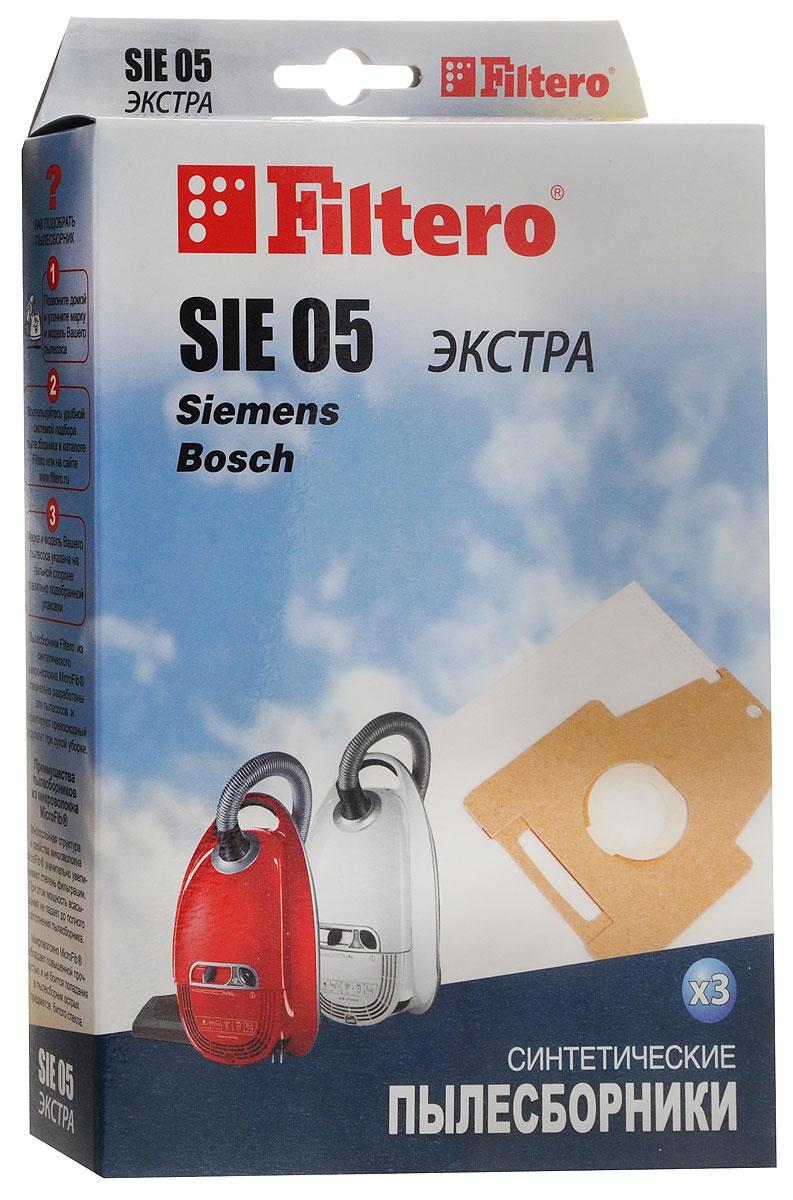 Filtero SIE 05 Экстра мешок-пылесборник 3 шт