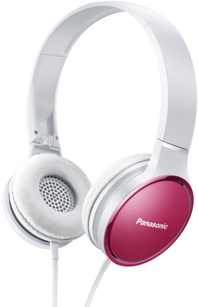Panasonic RP-HF300GC-P, Pink наушникиRP-HF300GC-PБлагодаря простому минималистачному, но в тоже время стильному дизайну, наушники Panasonic RP-HF300GC отлично подойдут к любому стилю.30-миллиметровые динамики создают мощный насыщенный звук, а складная конструкция гарантирует компактность и отличную портативность. Наушники представлены в нескольких ярких цветовых вариантах - выберите тот, который подходит именно вам. Глубокий и насыщенный звук: Готовы к мощному звуку? Наушники закрытого типа с 30-миллиметровыми динамиками вас не разочаруют. Стильные наушники Panasonic RP-HF300GC подарят вам неизменно чистый и четкий звук, где бы вы ни находились- дома или в пути. Оригинальный дизайн: Простой минималистичный дизайн Panasonic RP-HF300GC подойдет под любой стиль одежды. А благодаря облегченной конструкции, их можно братье собой куда угодно. Компактный складной дизайн: Panasonic RP-HF300GC складываются двумя способами, что позволяет брать их повсюду, независимо от размера ...
