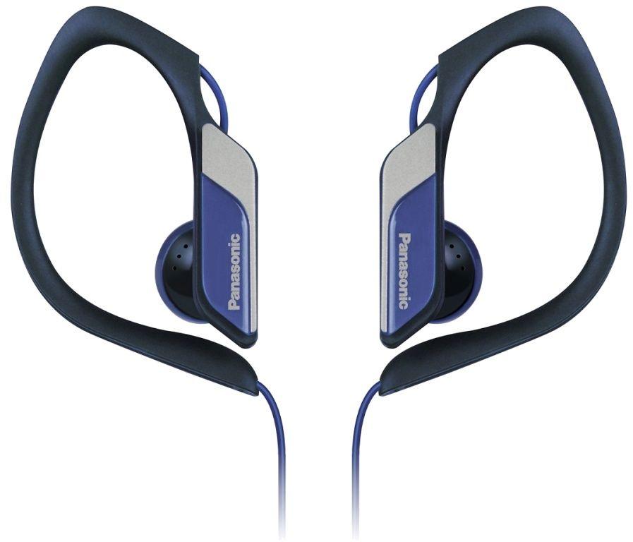 Panasonic RP-HS34E-A, Black Blue наушники