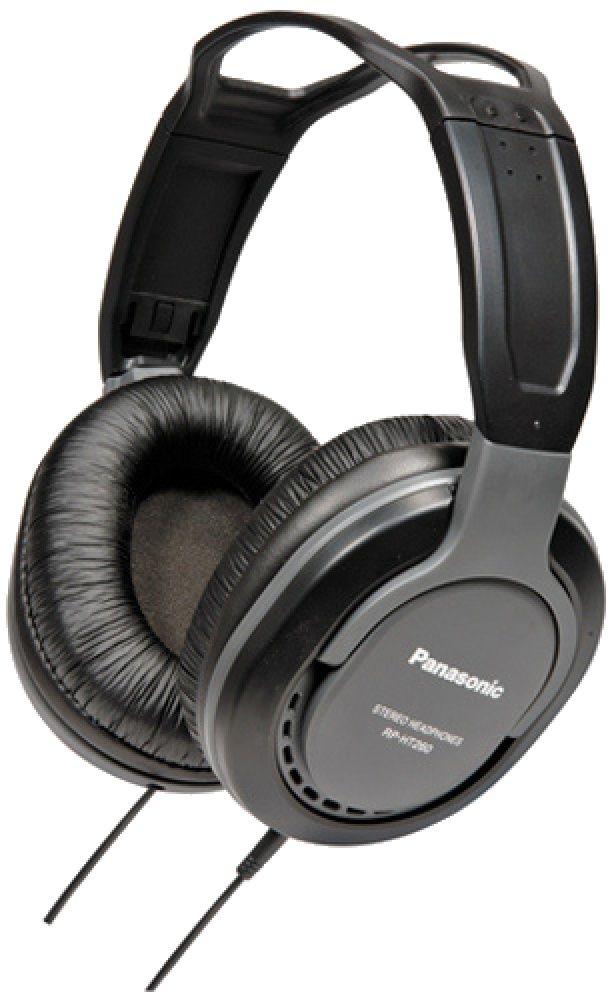 Panasonic RP-HT260E-K наушникиRP-HT260E-KБлагодаря простому минималистичному, но в тоже время стильному дизайну, наушники Panasonic RP-HT260E-K отлично подойдут к любому стилю. 40-миллиметровые динамики создают мощный насыщенный звук. Глубокий и насыщенный звук: Готовы к мощному звуку? Наушники полуоткрытого типа с 40 миллиметровыми динамиками вас не разочаруют. Стильные наушники Panasonic RP-HT260E-K подарят вам неизменно чистый и четкий звук, где бы вы ни находились - дома или в пути. Удобная посадка наушников: Мягкие амбушюры и эргономичный дизайн позволяют слушать музыку в течение нескольких часов.