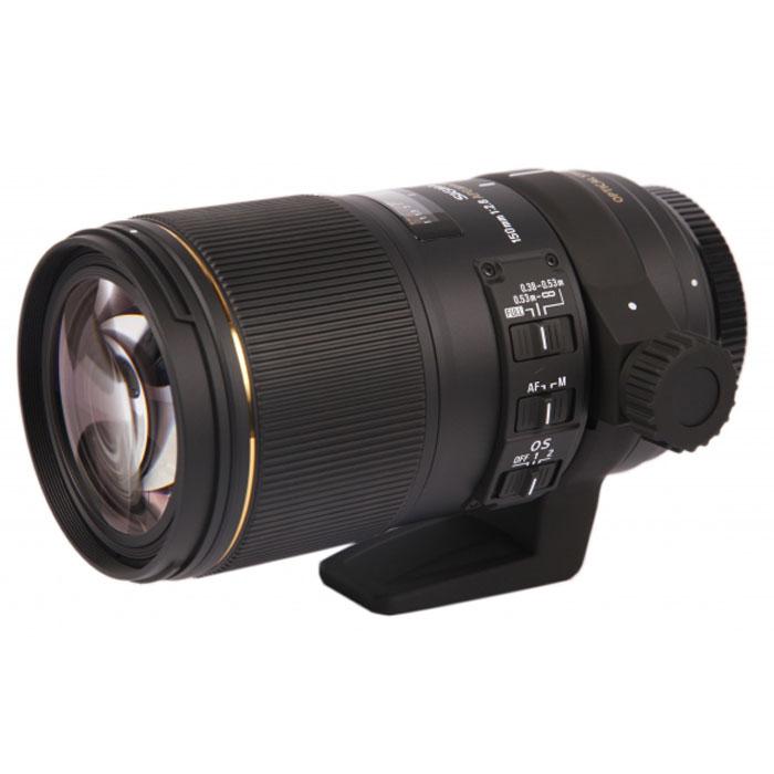Sigma AF 150mm f/2.8 APO Macro EX DG OS HSM макрообъектив для Canon EF sigma af 150mm f 2 8 apo macro ex dg os hsm макрообъектив для canon ef