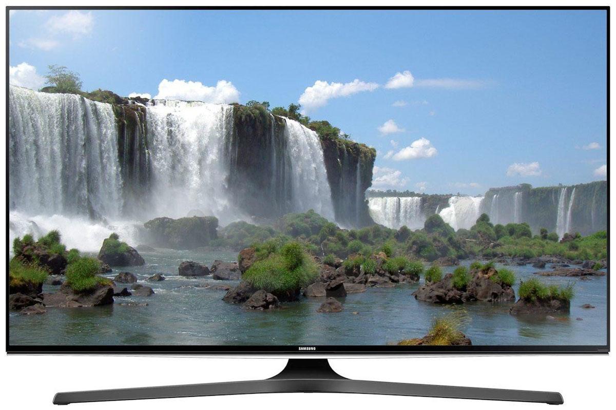 Samsung UE40J6240AUX телевизорUE40J6240AUXRUТелевизор Samsung UE40J6240AUX подарит вам необыкновенный захватывающий мир. Получите новые впечатления от уже любимых фильмов и ТВ программ. Новый сервис Smart Hub обеспечивает единый доступ ко всем источникам контента - эфирным каналам, интернет-провайдерам контента, игровым ресурсам и не только. Включайте телевизор и сразу выбирайте любимый контент. Функция увеличения контрастности (Contrast Enhancer) создает реалистичное изображение на плоском экране, регулируя контрастность для разных фрагментов изображения и дарит уникальную атмосферу просмотра. Функция Samsung Micro Dimming Pro формирует более глубокие оттенки черного и белого, обеспечивая удивительную чистоту и контрастность изображения. Оцените невероятную реалистичность картинки! С помощью приложения Samsung Smart View вы легко сможете воспроизводить снимки, видео и музыку со смартфона, планшета или ПК на экране телевизора. Новые телевизоры Samsung совместимы с большинством...