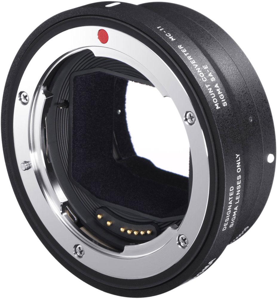 Sigma MC-11/Canon EF-Sony E автофокусный адаптер