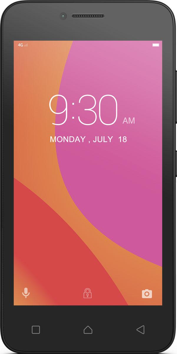 Lenovo B (A2016), BlackPA4R0021RUВпусти в свою жизнь Lenovo B — компактный, доступный и высокопроизводительный смартфон. Почувствуй мощность четырехъядерного процессора; путешествуй по сети, играй в любимые игры и смотри потоковое видео на скорости 4G. Этому смартфону под силу любые задачи. Благодаря весу всего 144 грамма, скругленным углам корпуса и текстурированной задней панели это устройство приятно держать в руке, и оно отлично поместится в карман. Компактный смартфон оборудован 4,5- дюймовым сенсорным экраном, на котором удобно пролистывать страницы в дороге, а также играть и смотреть фильмы. Уровень производительности имеет значение, даже если ты просматриваешь веб-страницы или делишься фото с друзьями. Благодаря высокоскоростному 64-разрядному четырехъядерному процессору с частотой 1,0 ГГц Lenovo B обеспечивает оптимальное сочетание производительности и мощности, даже в условиях одновременной работы сразу с несколькими приложениями. Обнови статус в социальных...