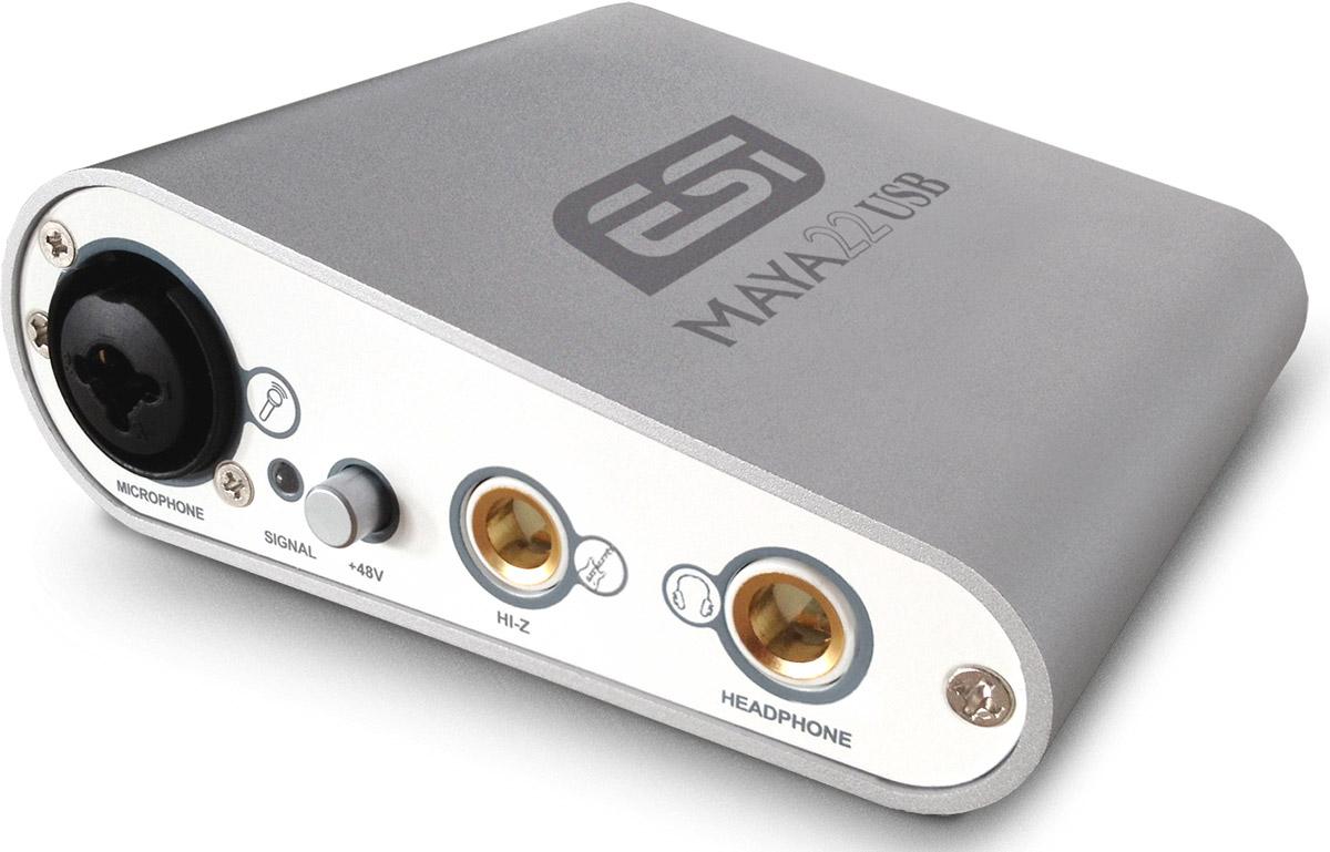 ESI MAYA22 USB аудиоинтерфейс
