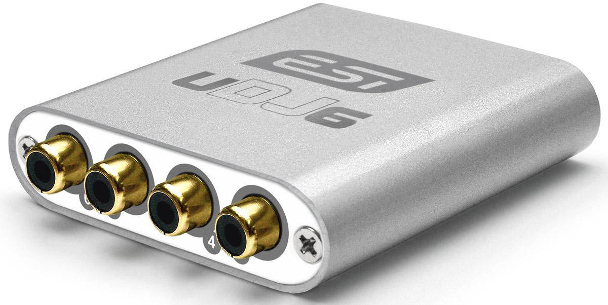 ESI UDJ6 аудиоинтерфейс