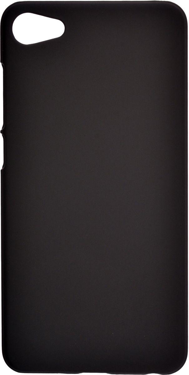 Skinbox Shield 4People чехол-накладка для Meizu U10, Black2000000112800Чехол-накладка Skinbox Shield 4People для Meizu U10 бережно и надежно защитит ваш смартфон от пыли, грязи, царапин и других повреждений. Выполнен из высококачественного поликарбоната, плотно прилегает и не скользит в руках. Чехол-накладка оставляет свободным доступ ко всем разъемам и кнопкам устройства.