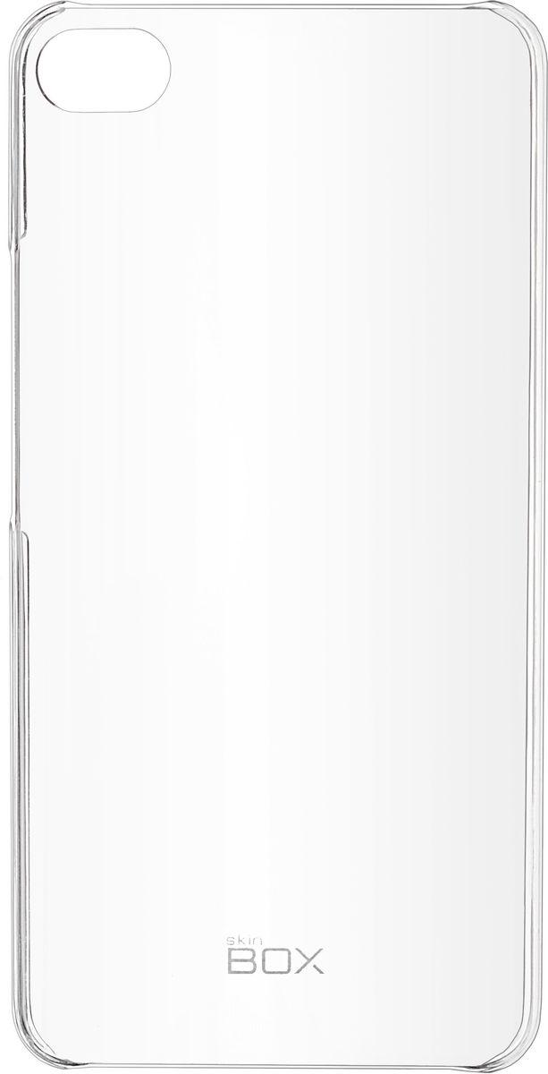 Skinbox Crystal 4People чехол-накладка для Meizu U20, Crystal