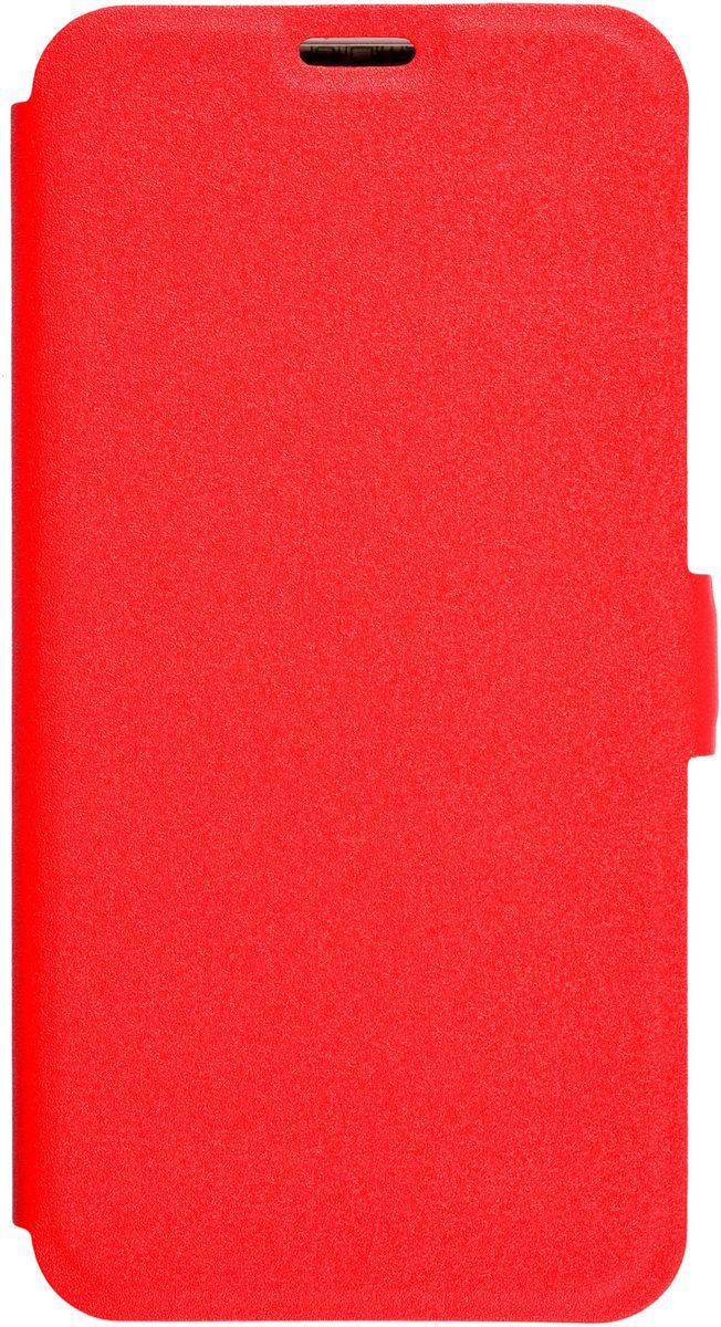Prime Book чехол-книжка для Meizu U10, Red2000000111827Чехол Prime Book для Meizu U10 надежно защищает ваш смартфон от внешних воздействий, грязи, пыли, брызг. Он также поможет при ударах и падениях, не позволив образоваться на корпусе царапинам и потертостям. Чехол обеспечивает свободный доступ ко всем функциональным кнопкам смартфона и камере.