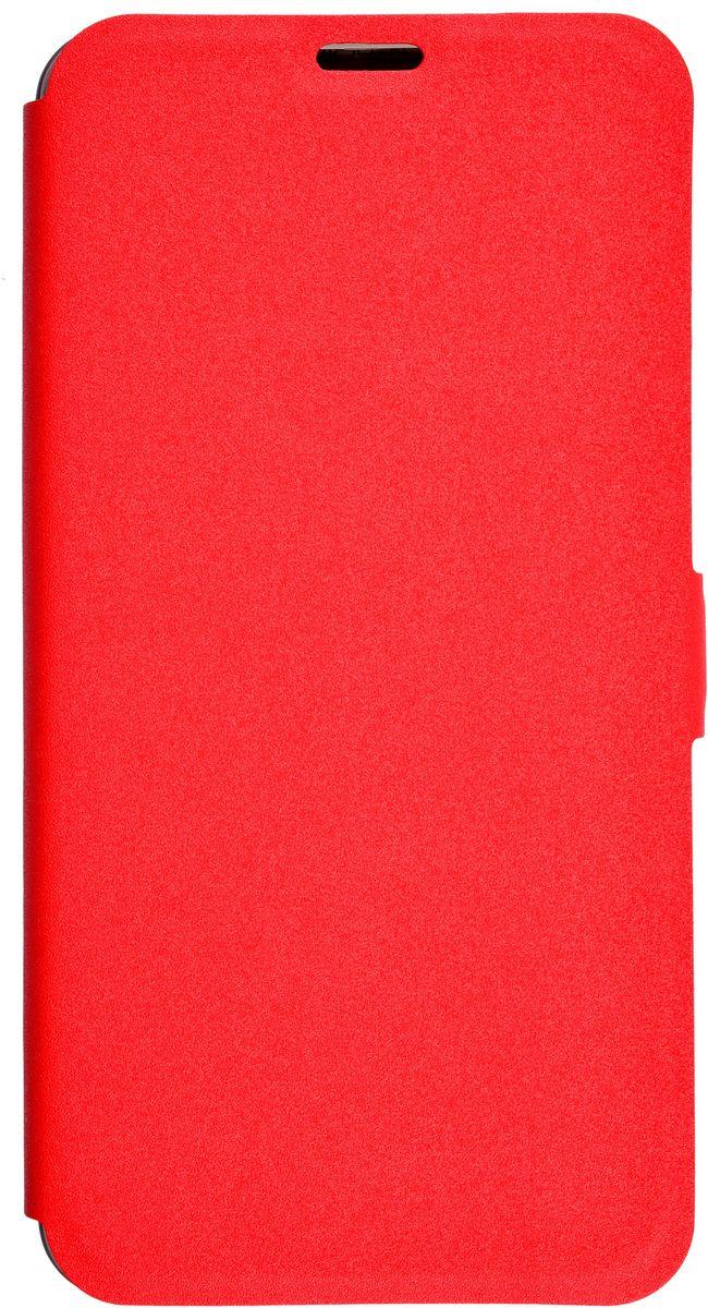 Prime Book чехол-книжка для Meizu U20, Red2000000111834Чехол-книжка Prime Book для Meizu U20 надежно защитит ваш смартфон от пыли, грязи, царапин, оставив при этом свободный доступ ко всем разъемам устройства. Также имеется возможность использования чехла в виде настольной подставки. Чехол Prime Book - это стильная и элегантная деталь вашего образа, которая всегда обращает на себя внимание среди множества вещей.