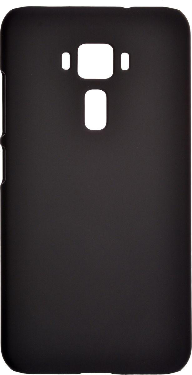 Skinbox 4People чехол-накладка для Asus Zenfone 3 ZE520KL + защитная пленка, Black2000000098999Чехол Skinbox 4People для Asus Zenfone 3 (ZE520KL) надежно защищает ваш смартфон от внешних воздействий, грязи, пыли, брызг. Он также поможет при ударах и падениях, не позволив образоваться на корпусе царапинам и потертостям. Чехол обеспечивает свободный доступ ко всем функциональным кнопкам смартфона и камере. В комплект идет защитная пленка на экран устройства.