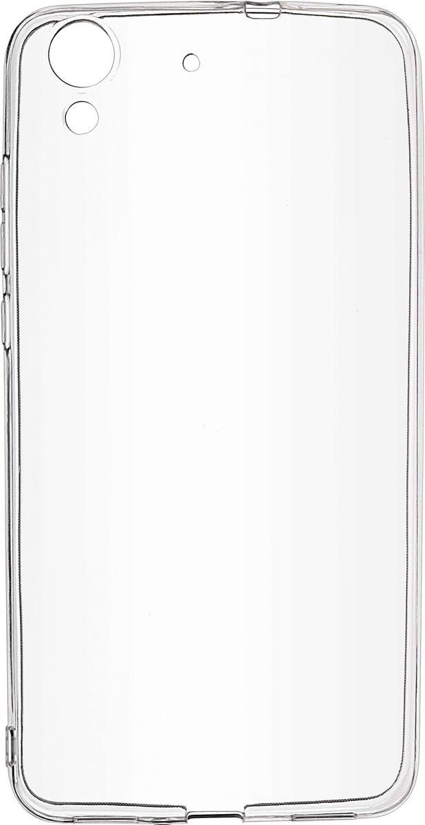 Skinbox Slim Silicone чехол-накладка для Huawei Y6 II, Crystal