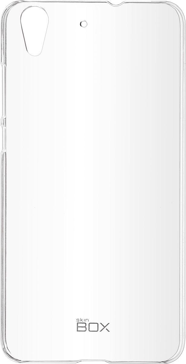 Skinbox Crystal 4People чехол-накладка для Huawei Y6II/5A, Crystal