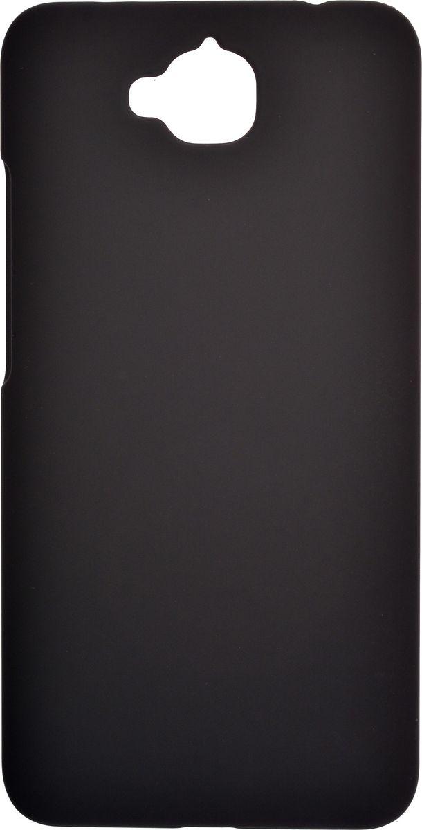 Skinbox Shield 4People чехол-накладка для Huawei Honor 4C Pro, Black2000000111742Чехол-накладка Skinbox Shield 4People для Huawei Honor 4C Pro бережно и надежно защитит ваш смартфон от пыли, грязи, царапин и других повреждений. Выполнен из высококачественного поликарбоната, плотно прилегает и не скользит в руках. Чехол-накладка оставляет свободным доступ ко всем разъемам и кнопкам устройства.