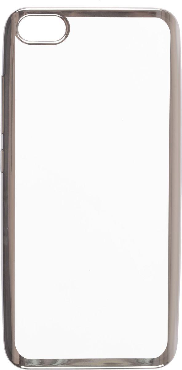 Skinbox 4People Silicone Chrome Border чехол-накладка для Xiaomi Mi5, Silver2000000105789Чехол-накладка Skinbox 4People Silicone Chrome Border для Xiaomi Mi5 обеспечивает надежную защиту корпуса смартфона от механических повреждений и надолго сохраняет его привлекательный внешний вид. Накладка выполнена из высококачественного силикона, плотно прилегает и не скользит в руках. Чехол также обеспечивает свободный доступ ко всем разъемам и клавишам устройства.