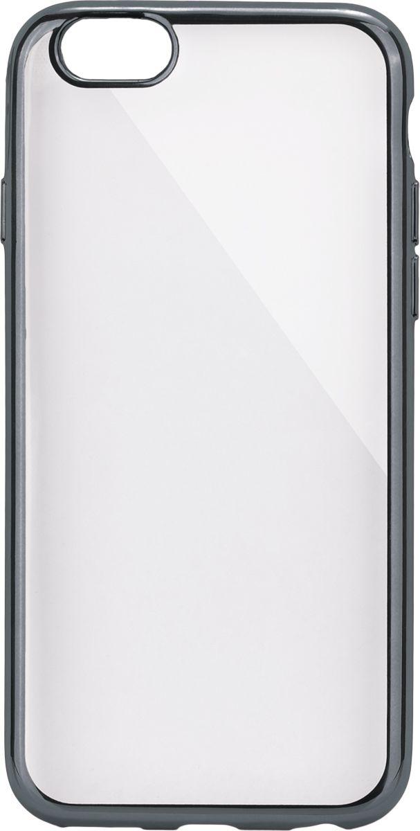 Interstep Frame чехол для Apple iPhone 6/6s, TitaniumHFR-APIPHN6K-NP1119O-K100Стильный ультратонкий чехол Interstep Frame для Apple iPhone 6/6s обеспечивает надежную защиту корпуса смартфона от механических повреждений и надолго сохраняет его привлекательный внешний вид. Элегантное гальванопокрытие не подвержено стиранию, модная цветовая гамма рамки сочетается с цветами смартфонов Apple, выгодно подчеркивая их. Чехол также обеспечивает свободный доступ ко всем разъемам и клавишам устройства.