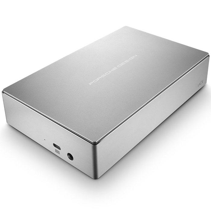 LaCie Porsche Design Desktop Drive 5TB, Silver внешний жесткий диск (STFE5000200)STFE5000200LaCie Porsche Design Desktop Drive – стильный и производительный внешний жесткий диск форм-фактора 3,5 дюйма, оснащенный новейшим интерфейсом USB 3.1. С помощью этого устройства вы сможете хранить, переносить и делиться различными цифровыми файлами. Данная модель также позволяет подзарядить ваш ноутбук через специальный разъем. Благодаря современному интерфейсу максимальная скорость передачи информации может достигать 5 Гб/сек, что значительно увеличивает скорость копирования и чтения данных.